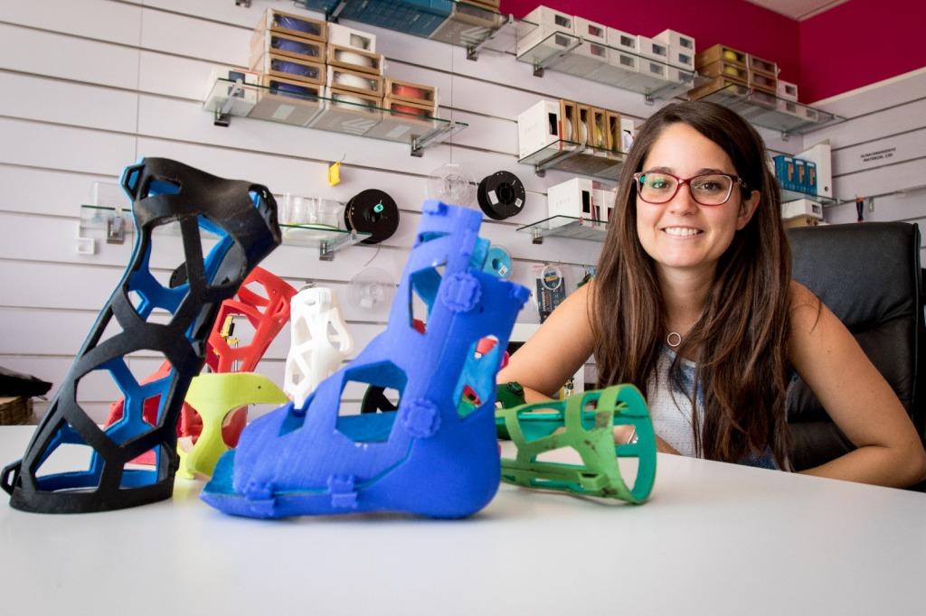 """Raquel Serrano Lledó, CEO de la empresa FIIXIT: """"si"""